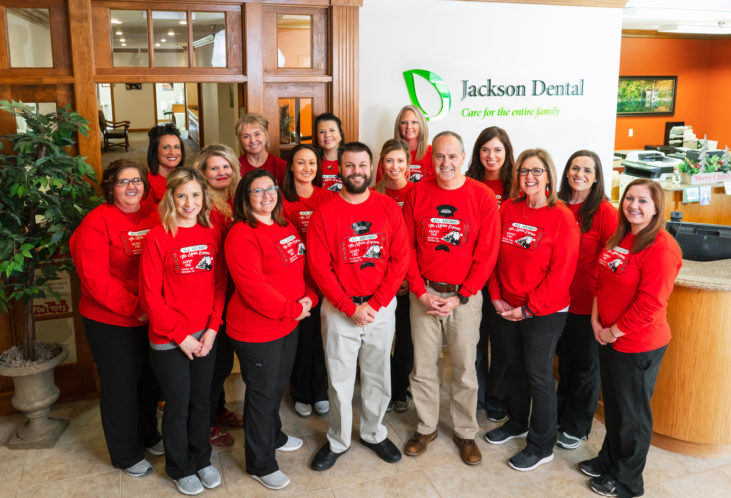 Jackson Dental Team